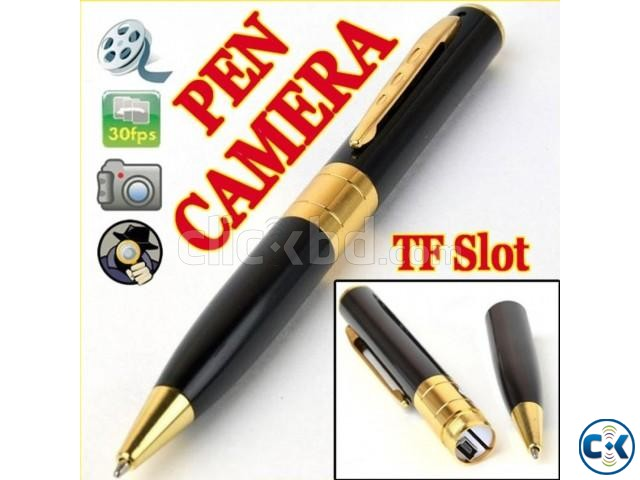 Video Camera Spy Pen-  | ClickBD large image 1