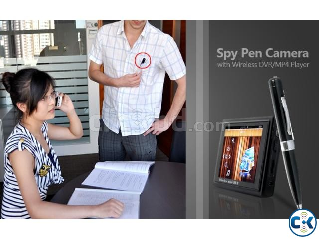 Video Camera Spy Pen-  | ClickBD large image 2