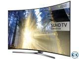 SAMSUNG 65 inch KU7350 UHD CURVED 4K TV