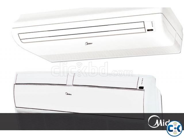 Brand new Midea ac 5 ton ceiling type | ClickBD