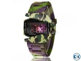 Fighter Army Watch
