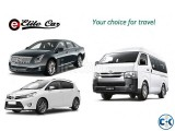Elite Corporate Rent a Car Service