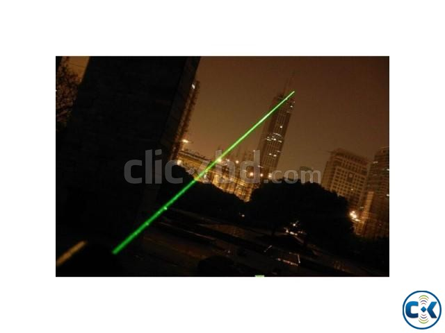 Rechargeable Green Laser Pointer-  | ClickBD large image 1