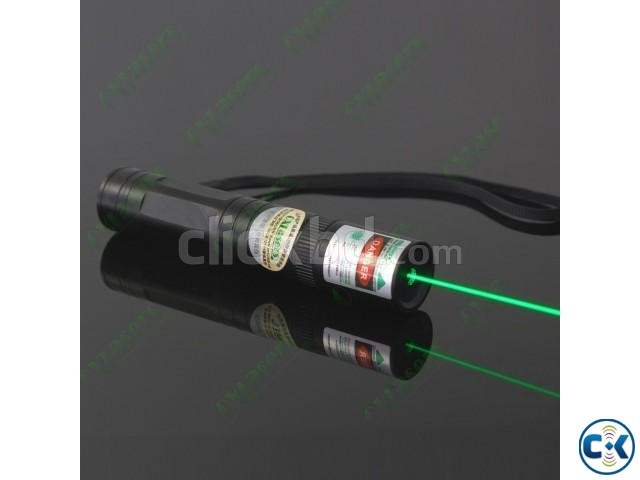 Rechargeable Green Laser Pointer-  | ClickBD large image 3