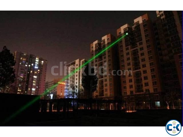 Rechargeable Green Laser Pointer-  | ClickBD large image 4