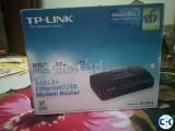 TP-LINK ADSL2 Ethernet USB Modem Router