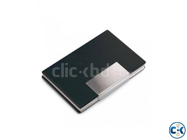 Aluminium Business Credit Card Holder | ClickBD large image 0