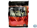 Gold Standard 100 Whey Protein Powder 8LBs