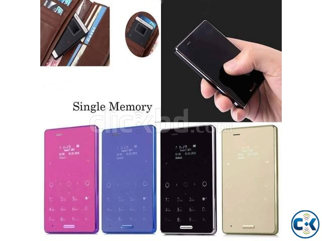 M4 Dual-Sim touch card Phone intact | ClickBD large image 0
