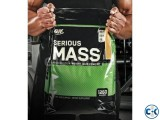 Serious mass 12Lbs Made in USA