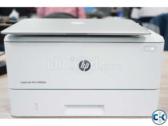 HP LaserJet Pro M402DN Only 7 Days Used | ClickBD large image 1