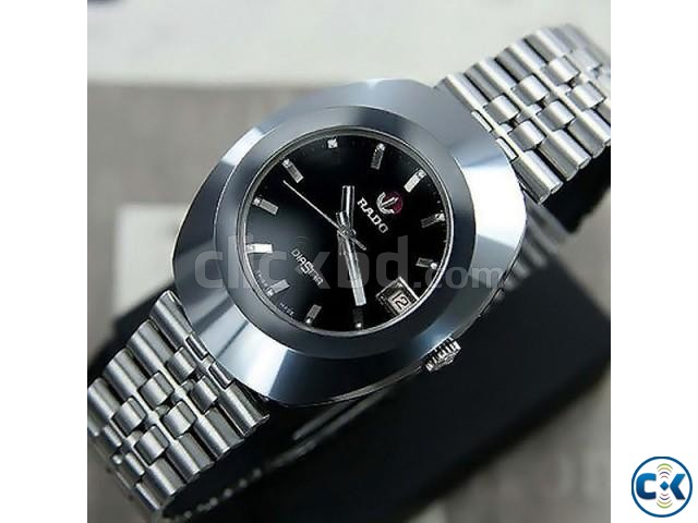 Rado Dia Star Automatic Date Watch | ClickBD large image 0