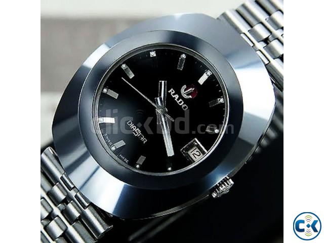 Rado Dia Star Automatic Date Watch | ClickBD large image 1