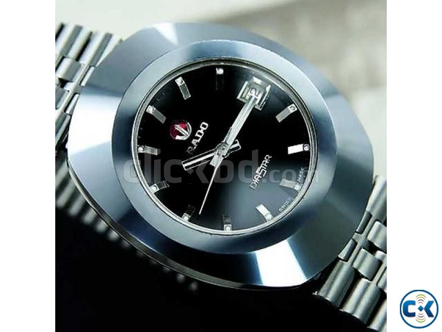 Rado Dia Star Automatic Date Watch | ClickBD large image 2