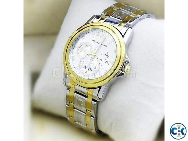 Michael Kors Center Date Watch | ClickBD large image 0