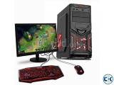 Desktop PC Core i3 4th Gen 2GB RAM 320GB HDD Realtek Audio