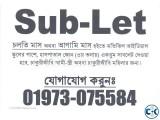 Sub-let