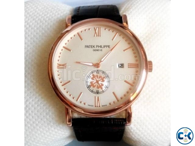 Patek Philippe flower second Watch | ClickBD large image 0