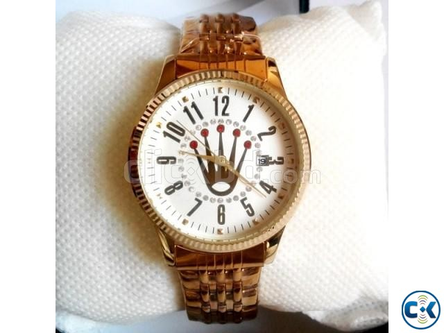 Rolex Diamond Watch | ClickBD large image 0