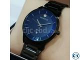 Movado Pure black Watch