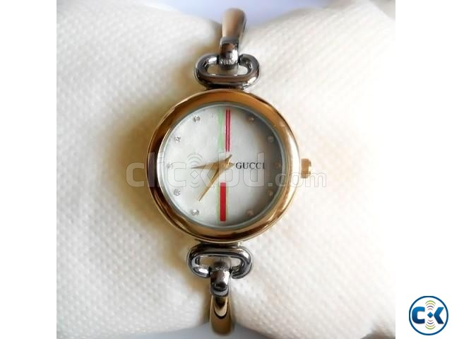 Gucci lady watch | ClickBD large image 0