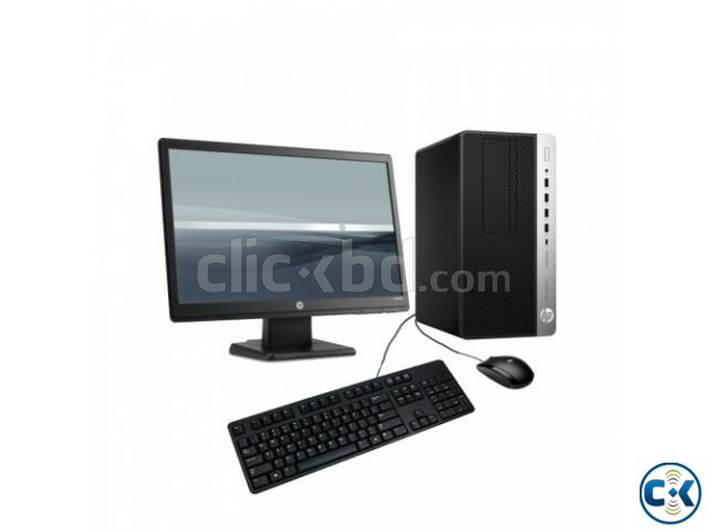 HP ProDesk 600 G3 MT i5 7th gen 8GB-1TB Business PC | ClickBD large image 0