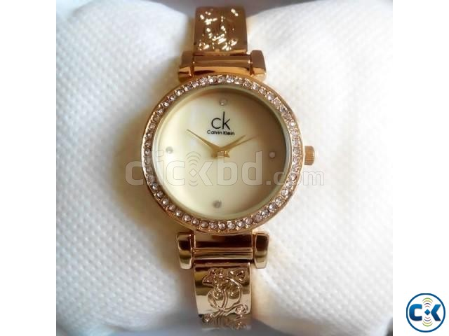 Calvin Klein lady watch | ClickBD large image 0