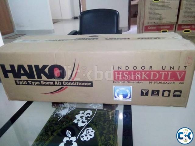 HAIKO 30000 BTU 2.5 Ton Split Type AC | ClickBD