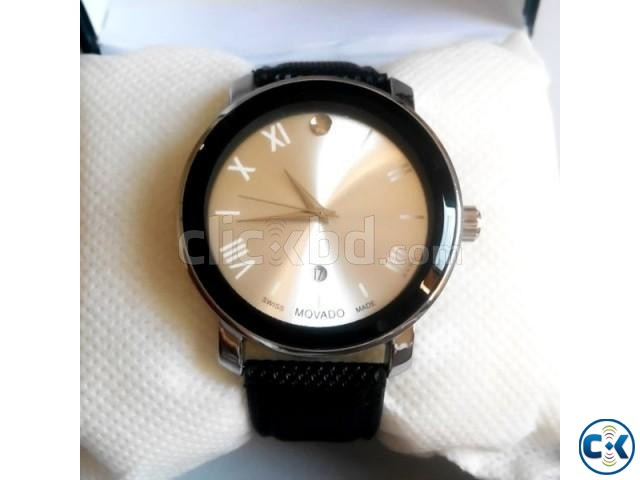 Movado Watch | ClickBD large image 0