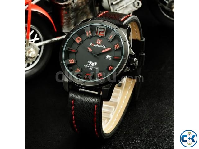 NAVIFORCE 9061 Luxury Brand Military Watches | ClickBD large image 2