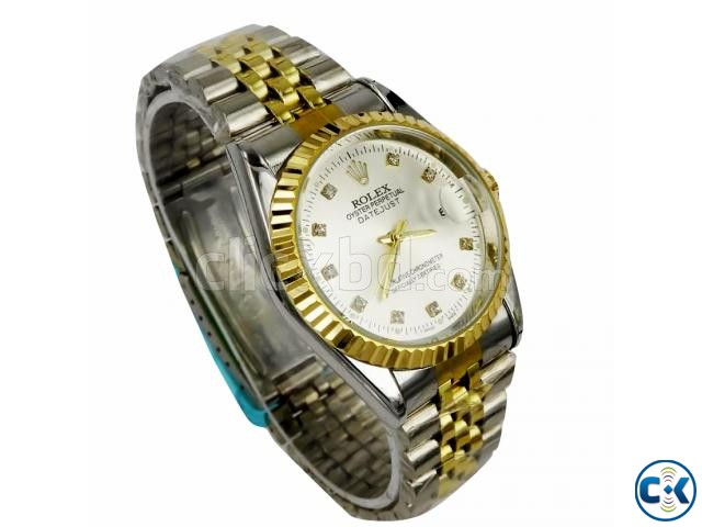 Men s Rolex Wrist Watch | ClickBD large image 0