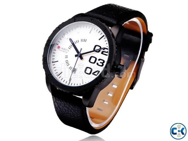 CURREN 8125 Military Sports Watch | ClickBD large image 0