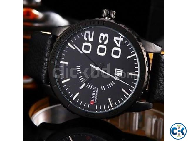CURREN 8125 Military Sports Watch | ClickBD large image 1