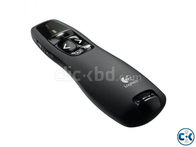 Logitech R400 Wireless Presenter | ClickBD large image 0