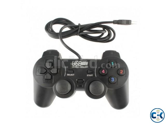 USB Game Pad With Joystick Controller | ClickBD large image 0
