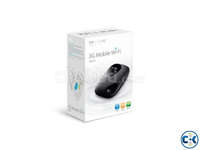 TP-Link M5350 3G Mobile Wi-Fi Router | ClickBD large image 1