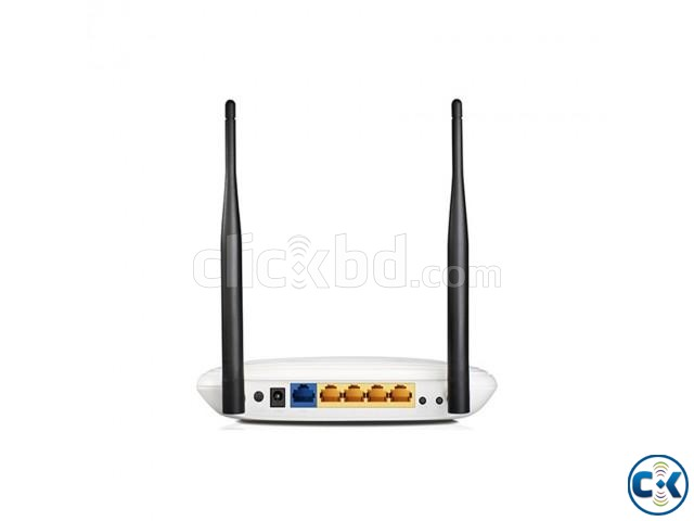 TP-Link TL WR841N Wireless N Router | ClickBD large image 1