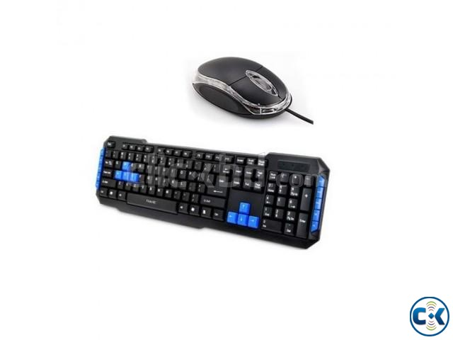 ebede8832e7 Havit USB Keyboard Mini Optical Mouse Combo | ClickBD large image 0