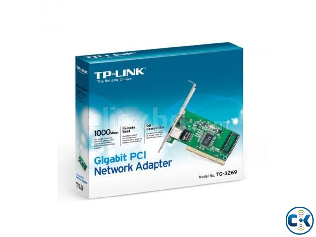 TP-Link TG3269 Lan Card Adapter | ClickBD large image 1