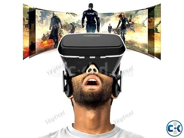 VR SHINECON Original Virtual 3D Glass warranty 01773747302 | ClickBD large image 2