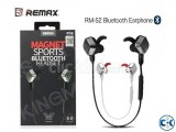 Remax S2 Magnet sports bluetooth headphone