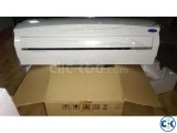 Carrier Split Type AC 1.5 TON 18000 BTU 3 YEARS WARRANTY