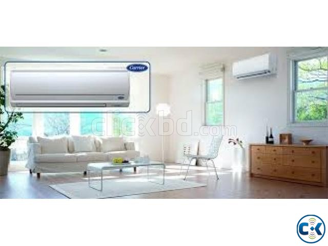 Carrier Split Type AC 1.5 TON 18000 BTU 3 YEARS WARRANTY | ClickBD large image 2