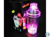 LED Flashing Shaker Glass