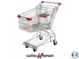 Supershop Shopping Trolley Asian Style Price in Bangladesh