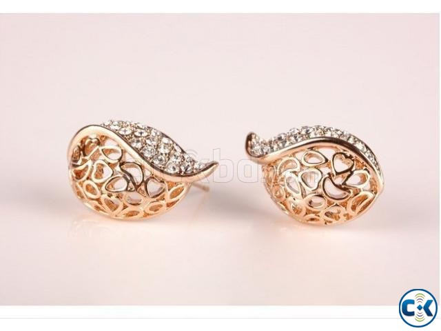 ER026 Fashion Earrings | ClickBD large image 3