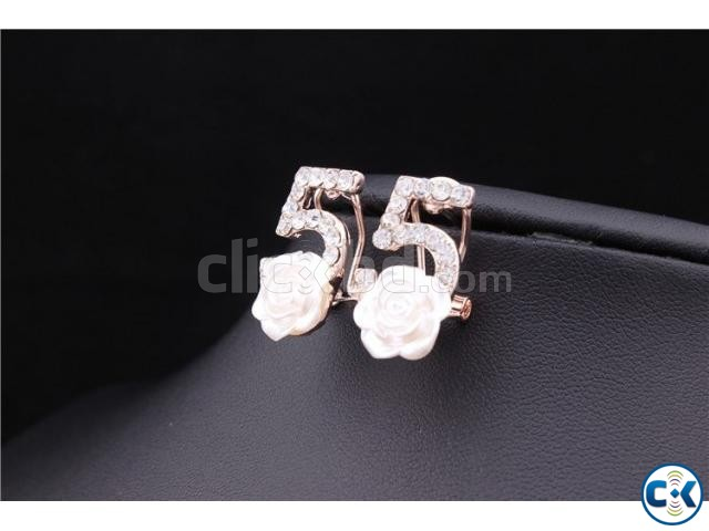 ER065 Gold Plated Earrings | ClickBD large image 0