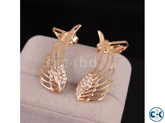 ER025 Fashion Earrings | ClickBD large image 1