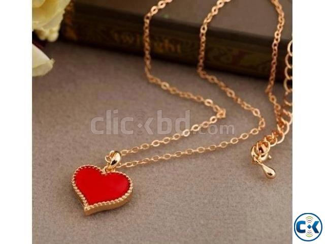 heart shape locket | ClickBD large image 0