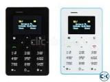 M5 Mini credit card Size Mobile Phone intact Box